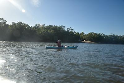 9AM Heart of Rookery Bay Kayak Tour - Sinnott, Stumvoll & Herman