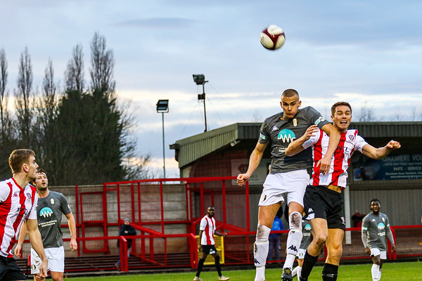 Witton Albion v Grantham Town 07-12-19