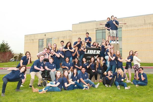 Liberty Leadership 2014-2015