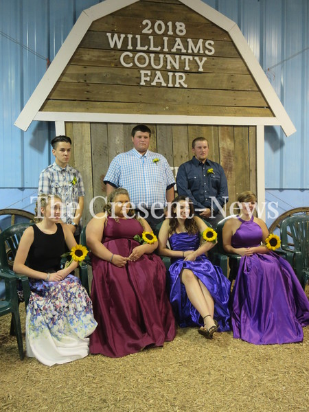 09-08-18 NEWS Williams Co. Fair king and queen