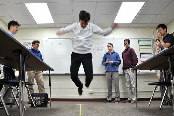 Jumping Into Algebra