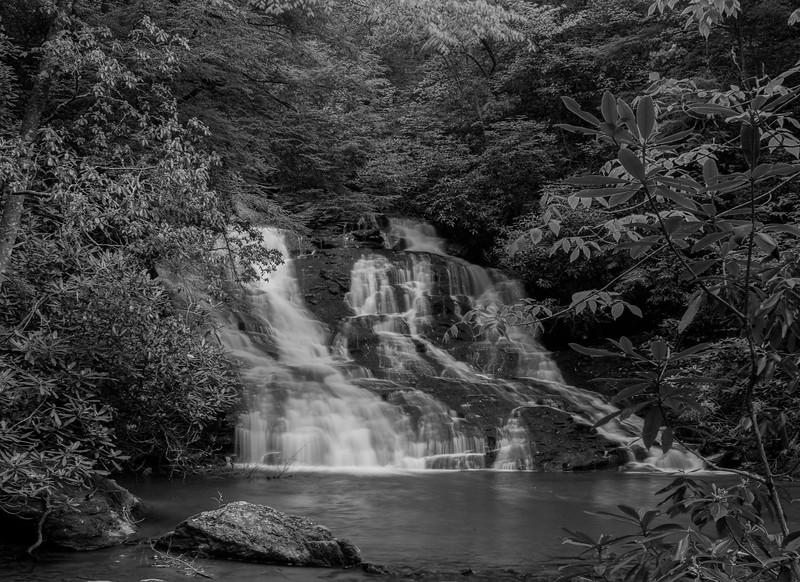 Falls on Canada Creek