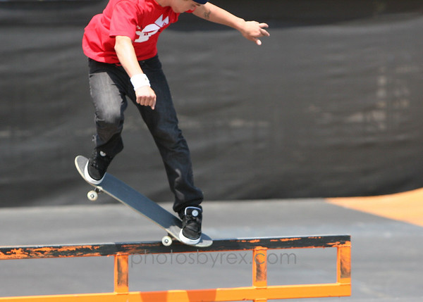 ATS DEW BALTIMORE 08 STREET SKATERS RYAN SHECKLER