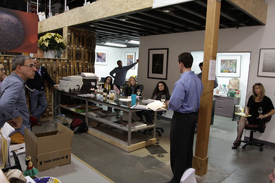 Dalla Terra National Sales Meeting Dec 2009