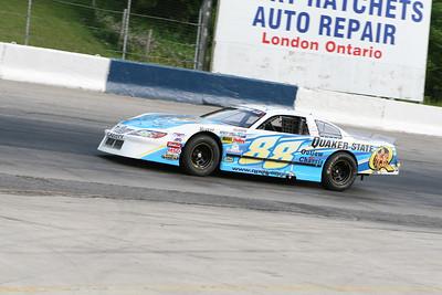 APC Partsource 141, Delaware Speedway, Delaware, ON, June 27, 2008