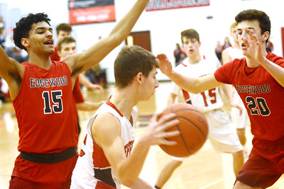 Edgewood at Jefferson boys basketball 1-22-19