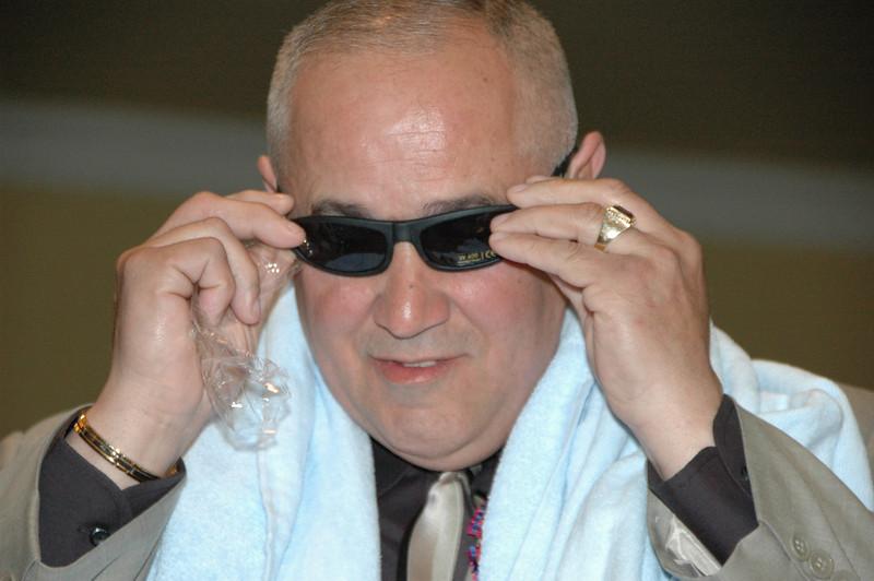 Angel Resto's Retirement  Party - April 4, 2008