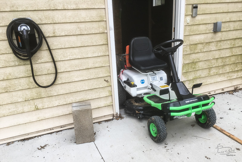 additional reason to have this mower