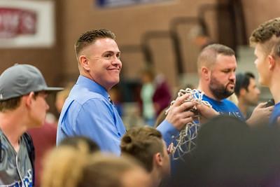 2018-02-16 Dixie HS Basketball vs Cedar City - Varsity Game