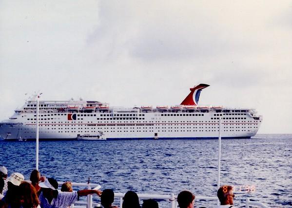09-01-98 - Carnival Cruise