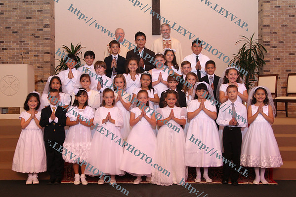 Communion Sunday 20 - 8:00AM