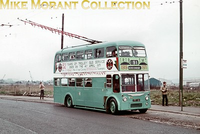 British trolleybuses