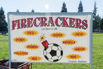 Firecrackers Game 1
