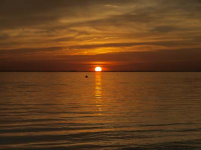 Florida sunsets - 2014