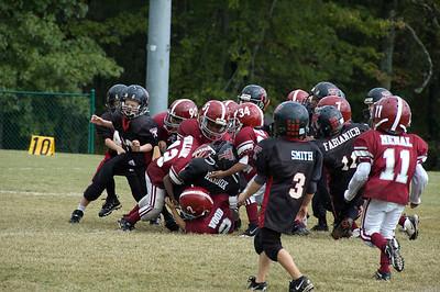 Alabama Football 10/18/08