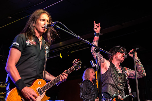 Amos' Southend - Black Star Riders, 21st Century Goliath, Deep Sky