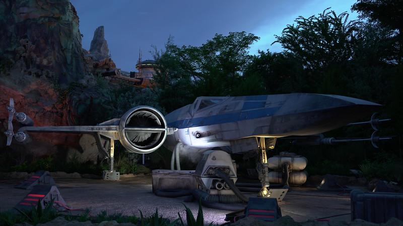 Star Wars Galaxy's Edge