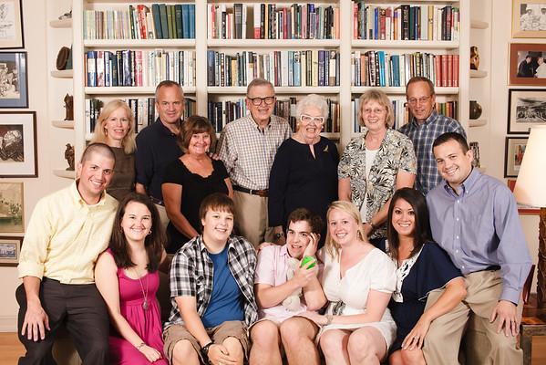 Chuck Colson Family