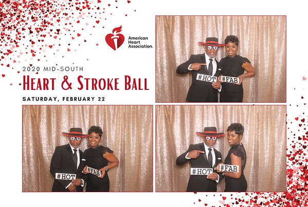 American Heart Association - Heart & Stroke Ball 2.22.20