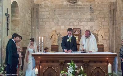 Wedding Emmanuelle June 2010