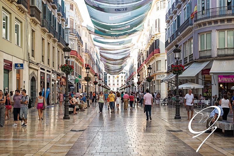 Málaga celebra su patrona