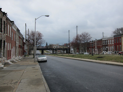 Rowhouse neighborhoods