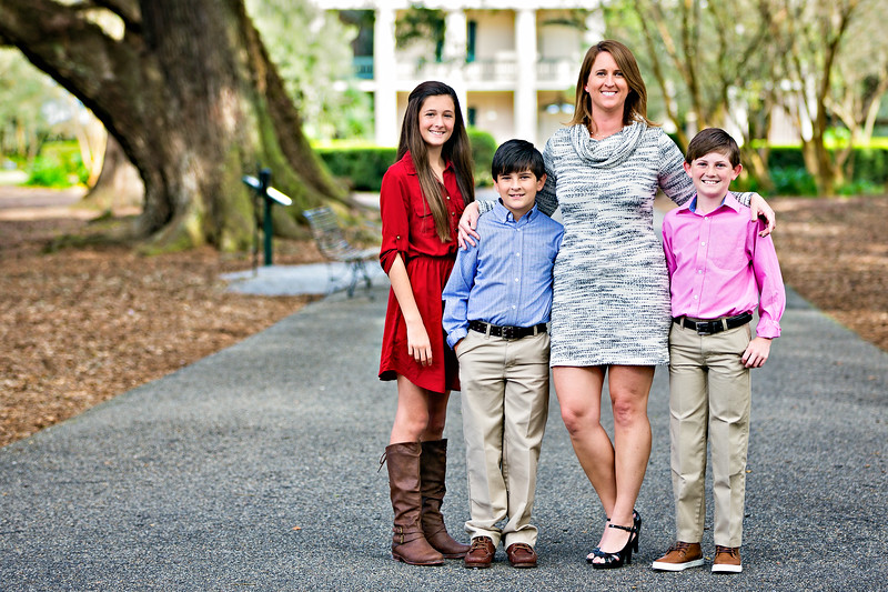 Janna Bouvier Family Session Proofs