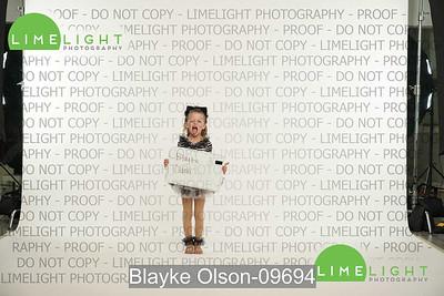 Blayke Olson
