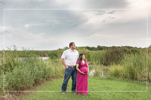 Gorgeous Maternity Session Lakeside Near Houston Texas