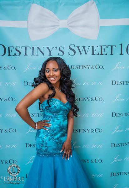 Destiny's Sweet Sixteen