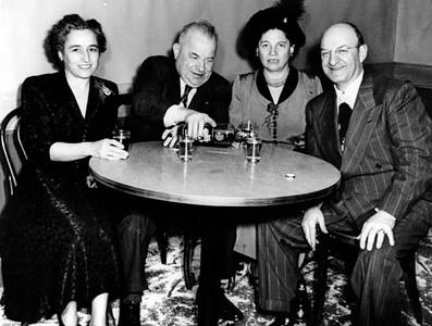 1940, John Gadeschi & Joe Vivalda