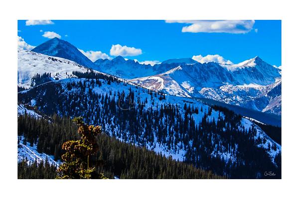Boreas Pass, Colorado
