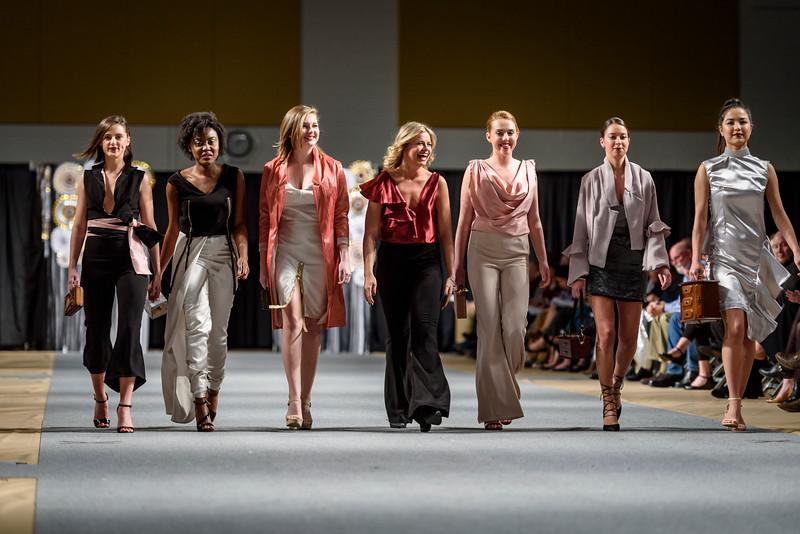 4/1/17 Purdue Fashion Show, Kayla Sandt