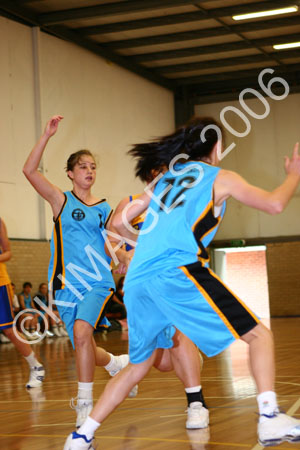 Sydney West Vs Riverina 29-3-06