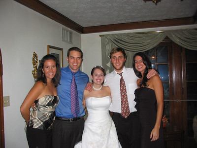 Anne and Nick's wedding