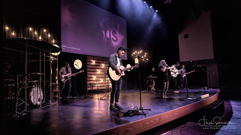 Night of Worship Tour