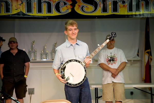Banjo Contest 2008