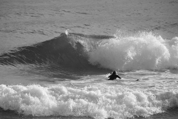 Navarre Beach Surfing 10-18-2012
