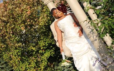 Siron & Brandy Manning's Wedding Day