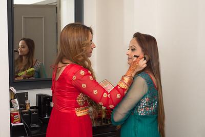 Aisha Wedding