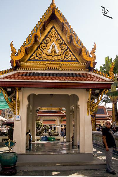 Us in Thailand
