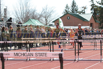 100M Hurdles Women - 2017 Spartan Invitational