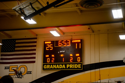 180327 LHS JV MEN'S VOLLEYBALL (GRANADA)
