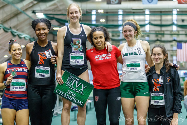 Ivy League T&F Championships Saturday