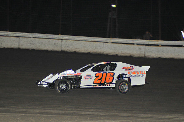 Battleground Speedway, Limited Modified Feature, 02 May 2009