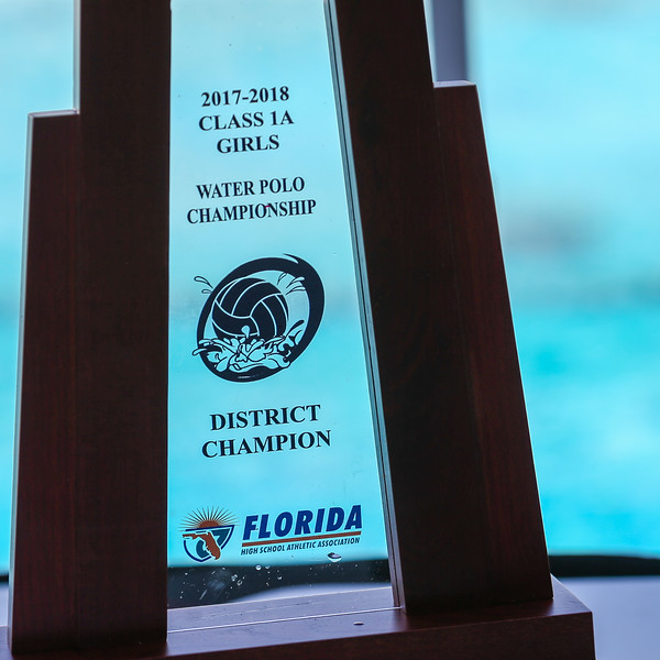 2018 Ransom Everglades Boys' District Champions Water Polo