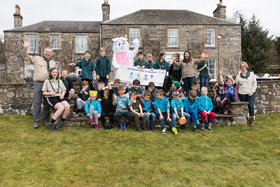 1st Perthshire Scouts 110 Years
