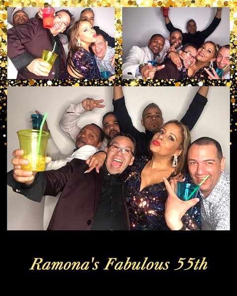 Ramona's Fabulous 55th