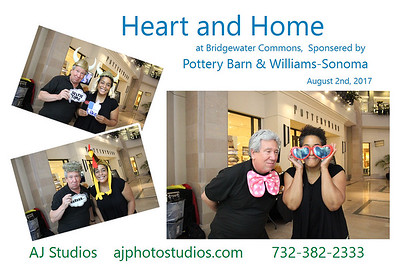 8-2-17 Heart and Home Bridal Show