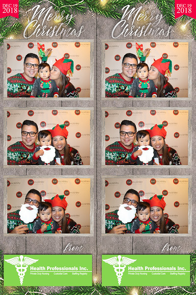 Health Professionals' Holiday Party  |  12.19.18